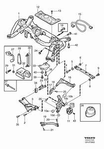 Volvo Xc90 Rear Suspension Awd