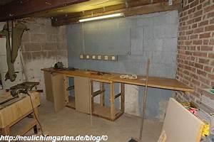 Werkstatt Selber Bauen : wir basteln uns eine werkbank selbstversorgung aus dem eignen garten ~ Orissabook.com Haus und Dekorationen