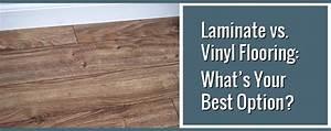 Vinyl Vs Laminat : laminate vs vinyl flooring what is the best option builders surplus ~ Watch28wear.com Haus und Dekorationen