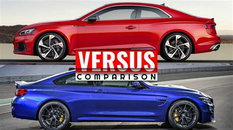 2018 Bmw M4 Cs Vs 2018 Audi Rs5 Coupe