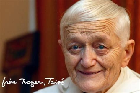 Image result for brother roger of taize