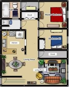 2 bedroom garage apartment floor plans 2 bedroom apartment layouts 2 bedroom apartment floor plans designs two bedroom home designs