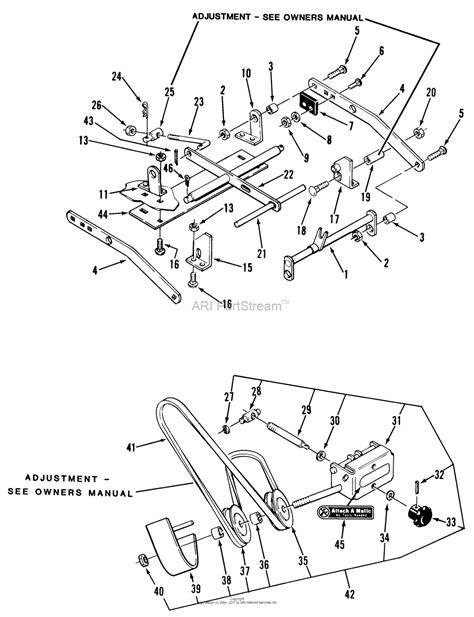 toro  rc  rear discharge mower  parts diagram  rear discharge mower