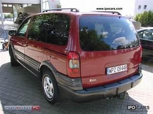 2004 Pontiac Montana 3400sfi