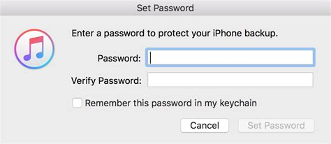 enter the password to unlock your iphone backup about encrypted backups in itunes apple support