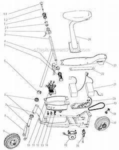 Razor E300s Parts List And Diagram   Ereplacementparts Com