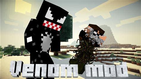 Venom Mod For Minecraft 1161152