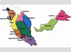 Koleksi Peta Negara Malaysia JIWAROSAKCOM