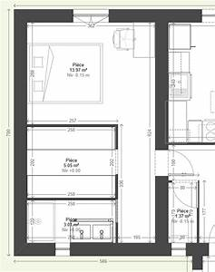 exceptional plan de suite parentale avec salle de bain With plan de suite parentale avec salle de bain dressing