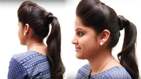Ponytail Hairstyles For by 5 Different Ponytail Hairstyles For Hairstyle For