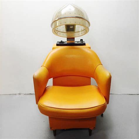 vintage salon dryer chairs
