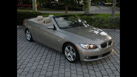 2007 Bmw 328i Convertible For Sale In Fort Myers, Fl