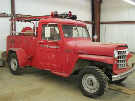 jeep fire truck for sale willys jeep fire truck for sale
