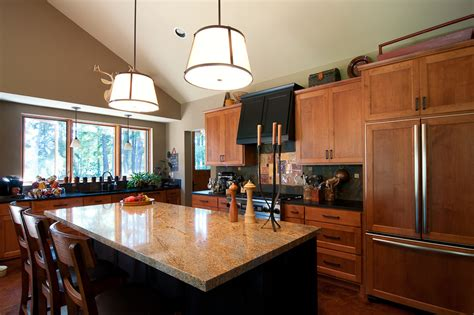 types of kitchen countertops types of granite countertops kitchen traditional with