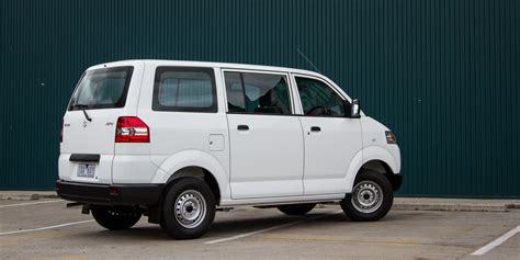 Review Suzuki Apv Luxury by 2015 Suzuki Apv Review Caradvice