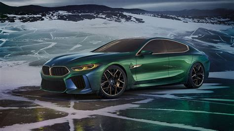 2018 Bmw M8 Concept M8 Gran Coupe Previewed A New Sedan