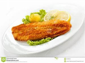 Fried Fish Fillet Royalty Free Stock Photos - Image: 20120578