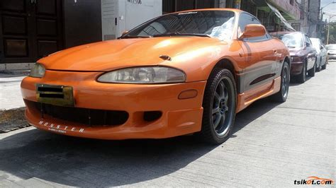 mitsubishi eclipse mitsubishi eclipse 2000 car for sale metro manila