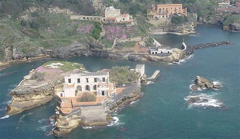 Gaiola Island Italy In Italy Is Surreal