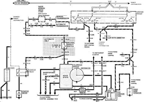 1993 Ford Ranger 4x4 Wiring Diagram by I A 1987 Ford Ranger 4x4 With A 2 9l The Problem