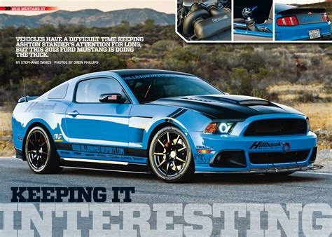 mustangs fast fords cover feature for july 2015 issue of mustangs