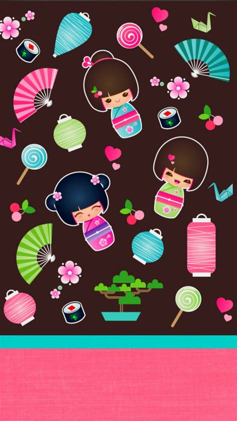 Iphone Kawaii Wallpaper by Cuteness Find More Kawaii Wallpapers For Your Iphone