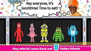 Amazon.com: Yo Gabba Gabba! Party in My Tummy: Appstore ...
