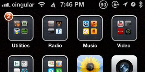 iphone status bar 13 ios status bar icon definitions images iphone 5 Iphon