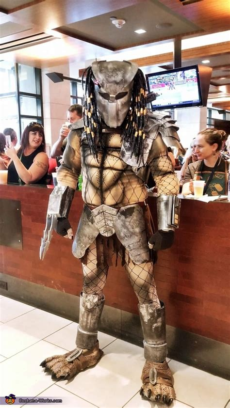 predator jungle hunter costume