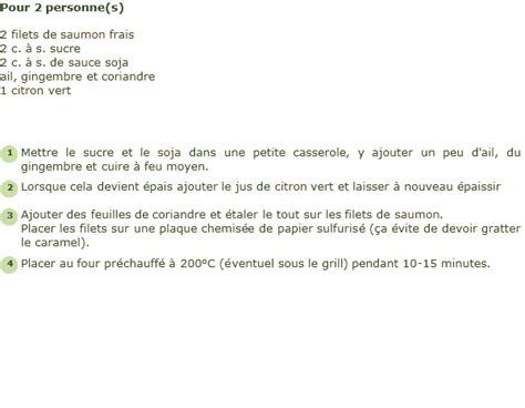 cuisiner l anguille recette saumon caramélisé facile et rapide