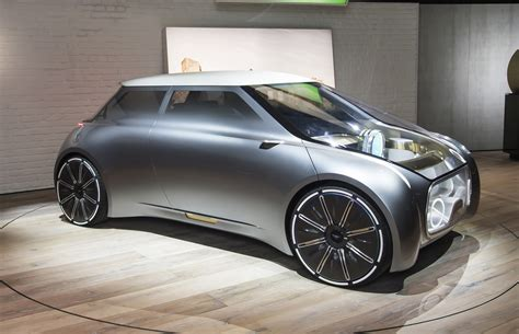 Mini's Vision Next 100 Is Your Urban Runabout Of The Future
