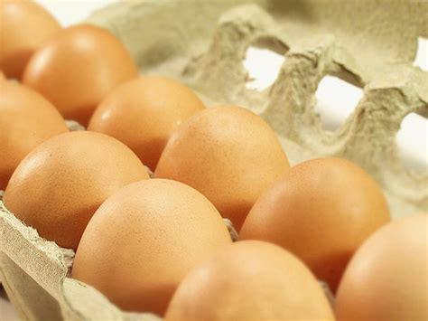 shelf of eggs shelf of and boiled eggs popsugar food