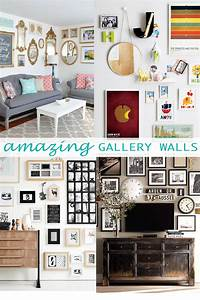 amazing eclectic gallery wall ideas