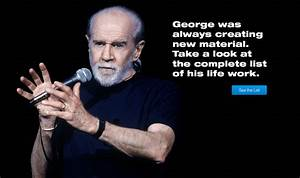 About George Carlin