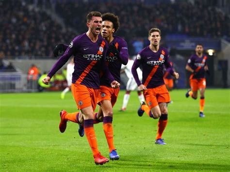 Lyon 2-2 Man City: Report, Ratings & Reaction as City ...