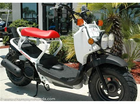Buy 2013 Honda Ruckus On 2040motos