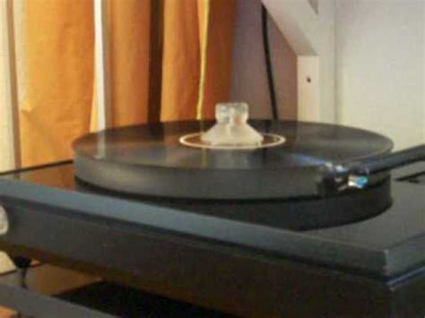 Pink Triangle Export Turntable suspension - YouTube