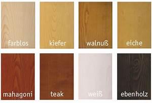 Holzlasur Farben Innen : proaqua holzlasur proaqua naturmixfarbe holzlasur ~ Markanthonyermac.com Haus und Dekorationen