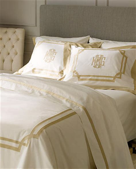 Monogrammed Coverlet by 1000 Images About Monogrammed Bed Linens Bedding On