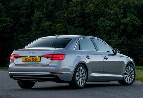 Audi A4 Photo by Audi A4 Saloon 2015 Photos Parkers