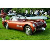 1954 Pontiac Bonneville Special Show Car  Concept