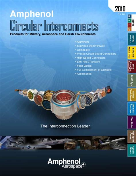 Amphenol Circular Connectors by Electronic Expeditors - issuu