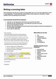 writing a covering letter With how to start a covering letter uk