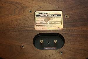Bose 901 Iv Series Direct Reflecting Speakers