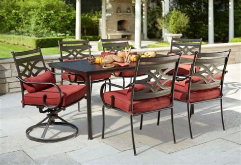 hton bay middletown 7 patio dining set only 299