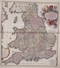 Political Historical Maps England