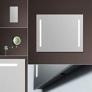Miroir Étagère Salle De Bain : miroir pour salle de bains ~ Melissatoandfro.com Idées de Décoration