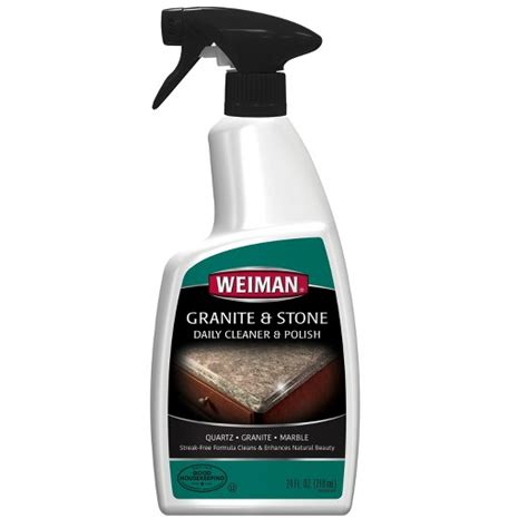 weiman granite cleaner and spray 24oz target