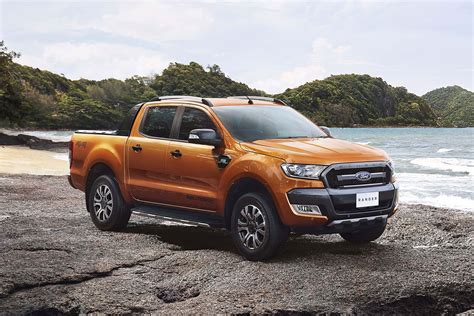 new ford ranger revealed carbuyer