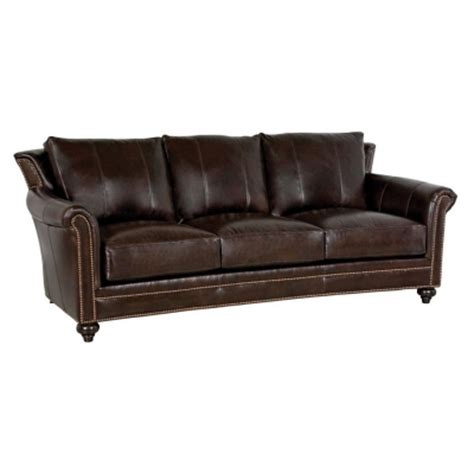 classic leather  leather sofa tanner sofa discount